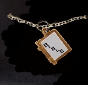 BIBLE PENDANT NECKLACE-Quinceanera Christian Gift Charm Jewelry