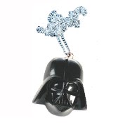 DARTH VADER PENDANT NECKLACE Big Star Wars Cosplay Funky Jewelry